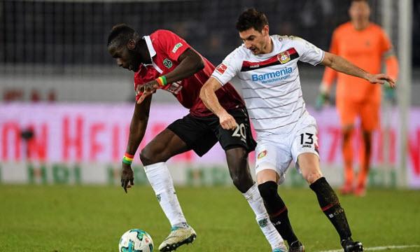 Bóng đá - Bayer Leverkusen vs Hannover 96 20h30, ngày 12/05