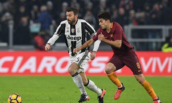 Thông tin trước trận AS Roma vs Juventus