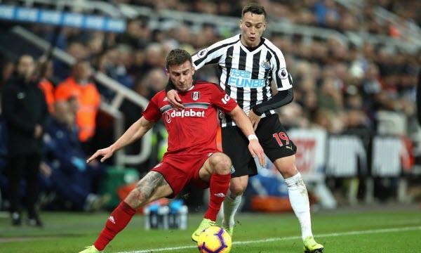 Bóng đá - Fulham vs Newcastle United 21h00 ngày 12/05