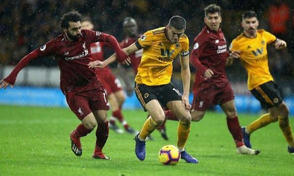 Bóng đá - Liverpool vs Wolves 21h00 ngày 12/05