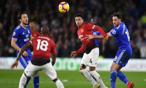 Bóng đá - Manchester United vs Cardiff City 21h00 ngày 12/05