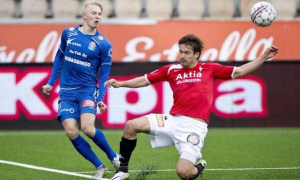Bóng đá - Inter Turku vs Ps Kemi 22h30, ngày 12/06