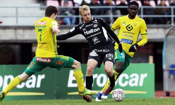 Bóng đá - KuPS vs Ilves Tampere 22h30, ngày 12/06