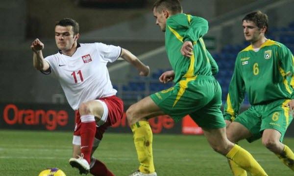 Bóng đá - Ba Lan vs Lithuania 23h00, ngày 12/06