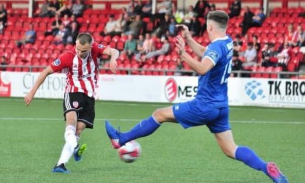 Bóng đá - Derry City vs Dinamo Minsk 00h00, ngày 13/07