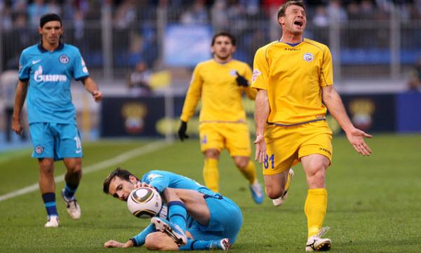 Bóng đá - FK Rostov vs Zenit St.Petersburg 02/08/2021 00h00