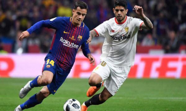 Bóng đá - Barcelona vs Sevilla 03h00, ngày 13/08