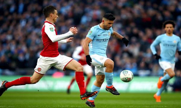 Bóng đá - Arsenal vs Manchester City 22h00, ngày 12/08
