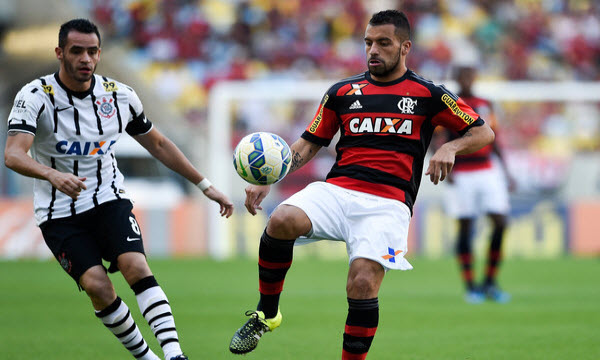 Bóng đá - CR Flamengo (RJ) vs Corinthians Paulista (SP) 07h45, ngày 13/09
