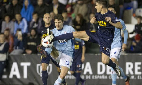 Bóng đá - UCAM Murcia vs Racing de Santander 01h00, ngày 13/09
