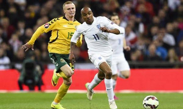 Bóng đá - Lithuania vs Anh 01h45, ngày 13/10