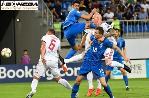 Bóng đá - Hungary vs Azerbaijan 22h59 ngày 13/10