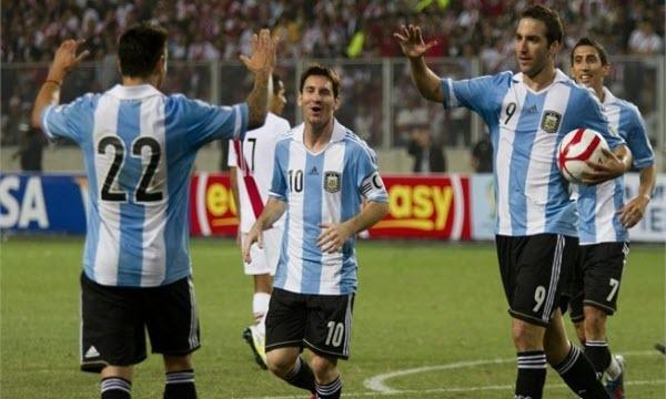 Bóng đá - Argentina vs Croatia: 02h45, ngày 13/11
