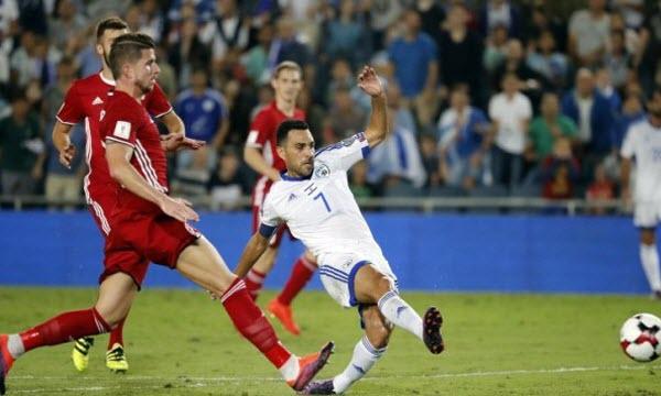 Bóng đá - Albania vs Israel 02h45, ngày 13/11