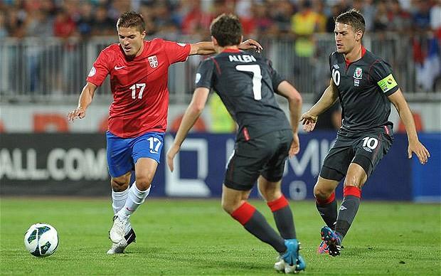 Bóng đá - Xứ Wales vs Serbia 02h45, ngày 13/11