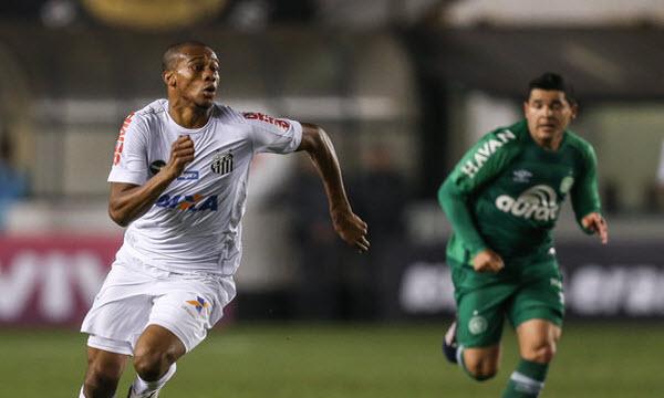 Bóng đá - Santos vs Chapecoense SC 05h00 ngày 13/11