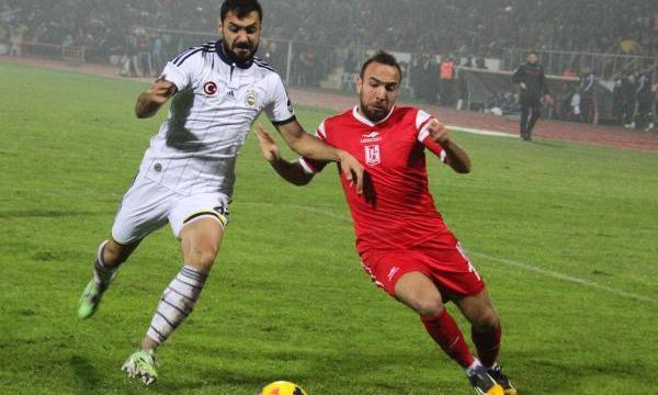 Bóng đá - Sivasspor vs Fenerbahce 00h00 ngày 11/08