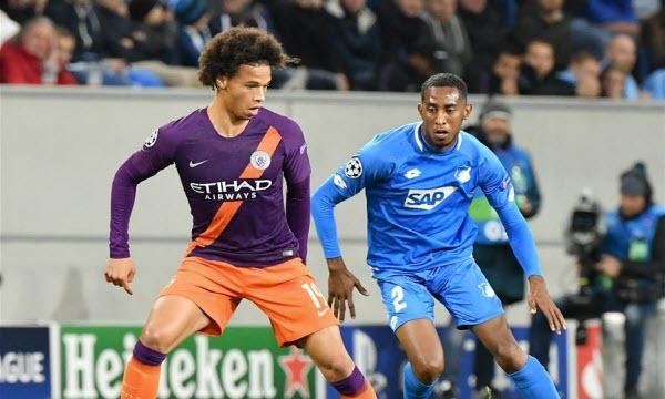 Bóng đá - Manchester City vs Hoffenheim 03h00 ngày 13/12