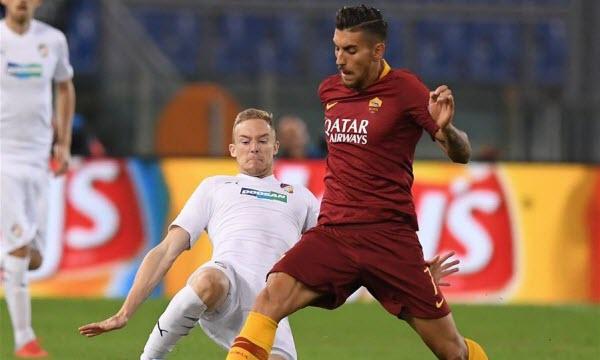 Bóng đá - Viktoria Plzen vs AS Roma 00h55 ngày 13/12