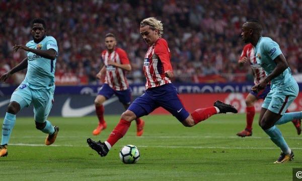 Bóng đá - Eibar vs Atletico Madrid 00h30, ngày 14/01
