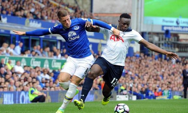 Bóng đá - Everton vs Tottenham Hotspur 23/12/2018 22h59