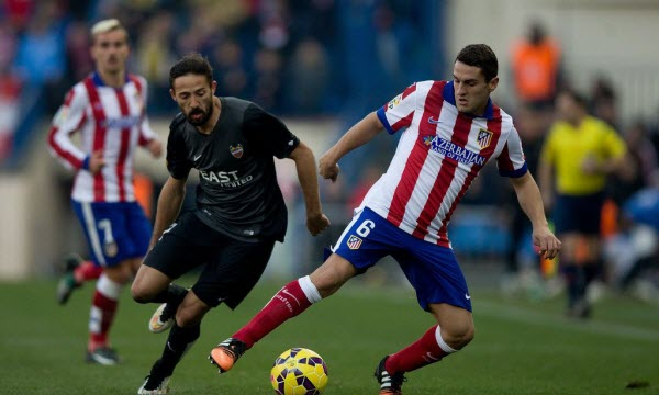 Bóng đá - Atletico Madrid vs Levante 18h00 ngày 13/01