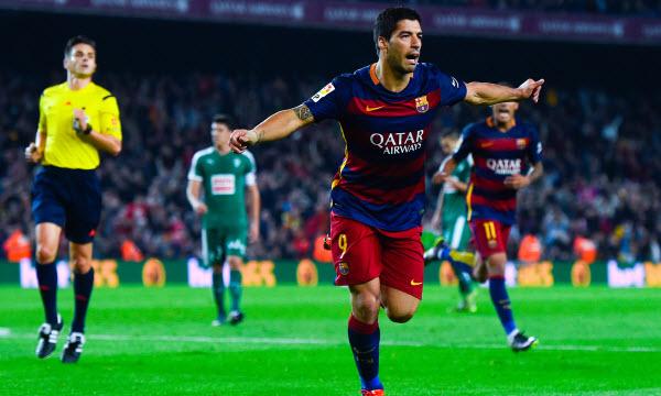 Bóng đá - Barcelona vs Eibar 00h30 ngày 14/01