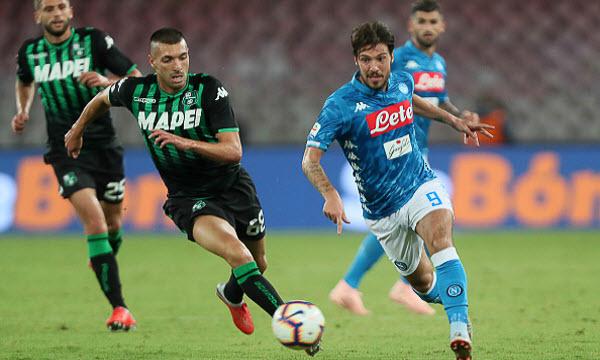 Bóng đá - Napoli vs US Sassuolo Calcio 02h45 ngày 14/01