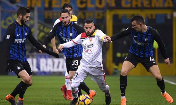 Benevento vs Inter Milan 23h ngày 30/9