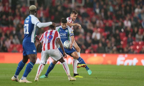Dự đoán nhận định Wigan Athletic vs Stoke City 01h45 ngày 01/07