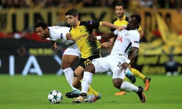 Bóng đá - Tottenham Hotspur vs Borussia Dortmund 03h00 ngày 14/02