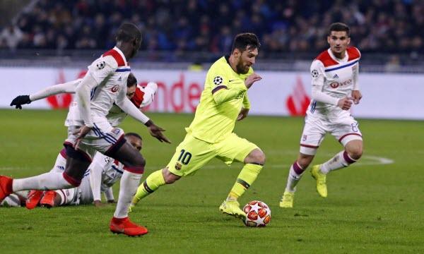 Bóng đá - Barcelona vs Lyon 03h00 ngày 14/03