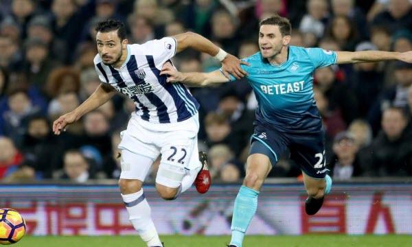 Bóng đá - Swansea City vs West Bromwich 1h45 ngày 21/10