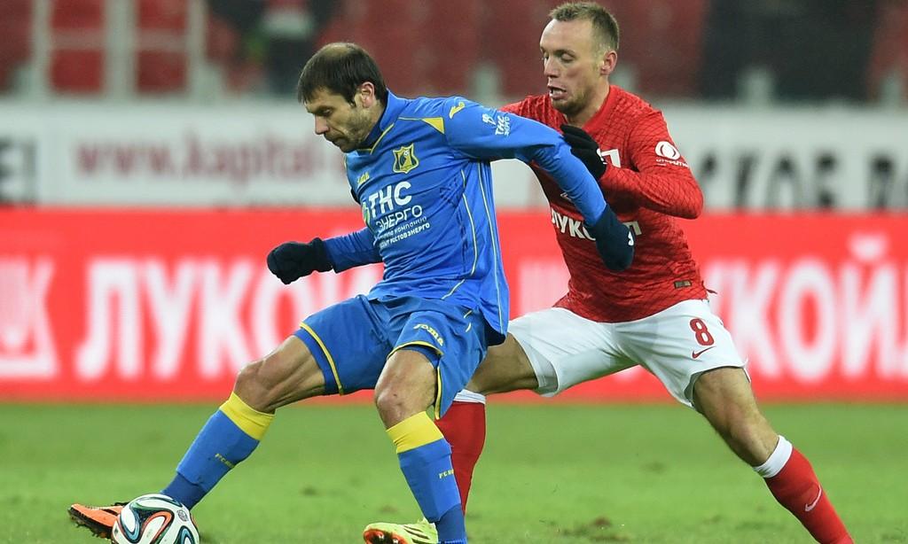 Bóng đá - Spartak Moscow vs FK Rostov 00h00 ngày 22/01