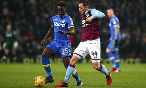 Bóng đá - Aston Villa vs Leeds United 23/12/2018 20h30