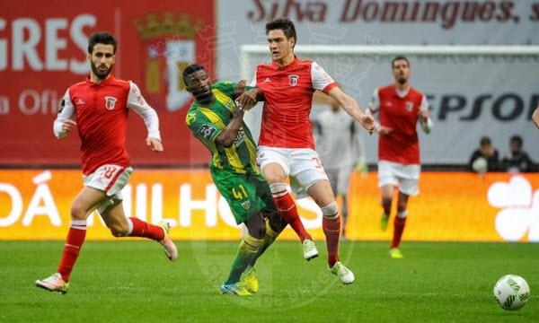 Bóng đá - Sporting Braga vs Pacos Ferreira 2h ngày 25/7
