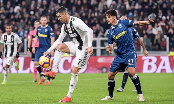 Bóng đá - Spal vs Juventus 00h00 ngày 23/02