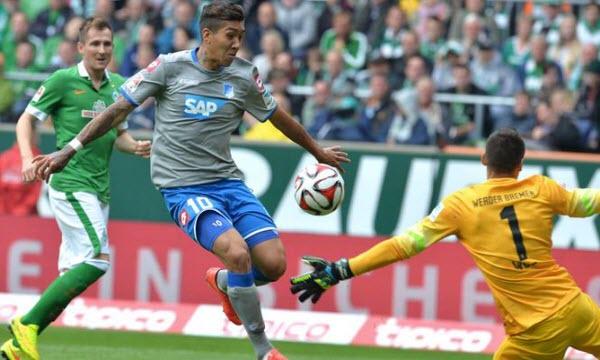 Bóng đá - Werder Bremen vs Hoffenheim 20h30, ngày 13/05