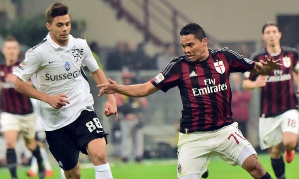 Bóng đá - Atalanta vs AC Milan 22h59, ngày 13/05