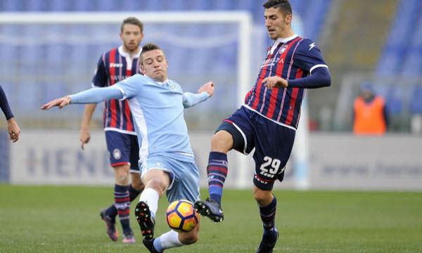 Bóng đá - Crotone vs Lazio 20h00, ngày 13/05