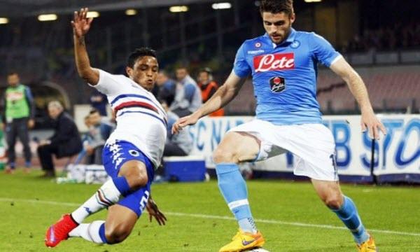 Bóng đá - Sampdoria vs Napoli 01h45, ngày 14/05