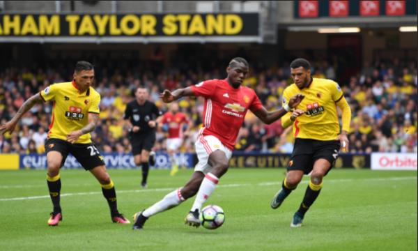 Bóng đá - Manchester United vs Watford 21h00, ngày 13/05