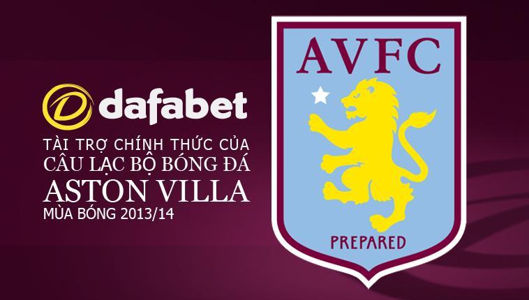 Bóng đá - DAFABET chính thức tài trợ cho Aston Villa mùa tới