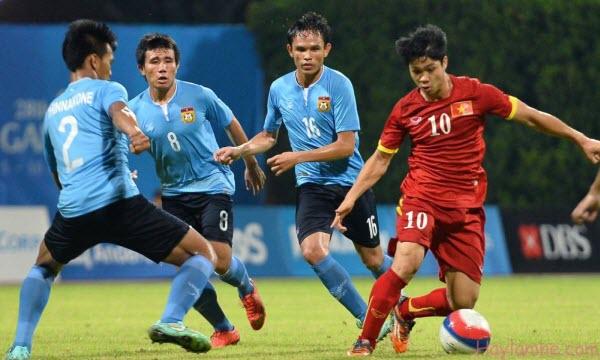Bóng đá - Viet Nam U23 vs Myanmar U23 20h00 ngày 07/06