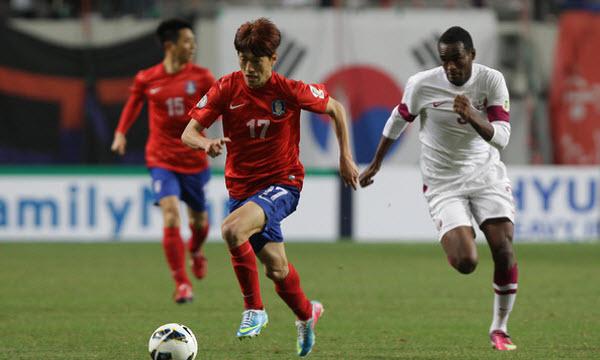 Bóng đá - Qatar vs Hàn Quốc 02h00, ngày 14/06