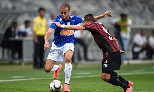 Bóng đá - Parana vs Cruzeiro (MG) 05h30, ngày 14/06