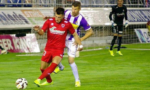 Bóng đá - Numancia vs Valladolid 01h30, ngày 14/06