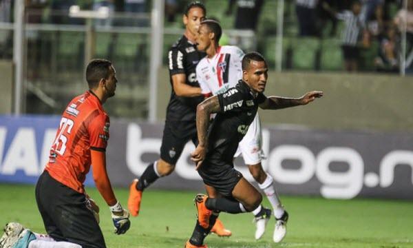 Bóng đá - Atletico Mineiro (MG) vs Ceara 07h45, ngày 14/06