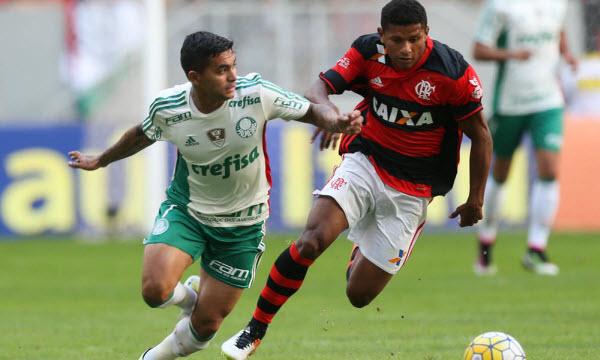 Bóng đá - Palmeiras vs CR Flamengo (RJ) 07h00, ngày 14/06