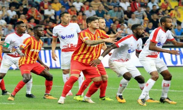 Antalyaspor vs Kayserispor 20h00 ngày 19/01